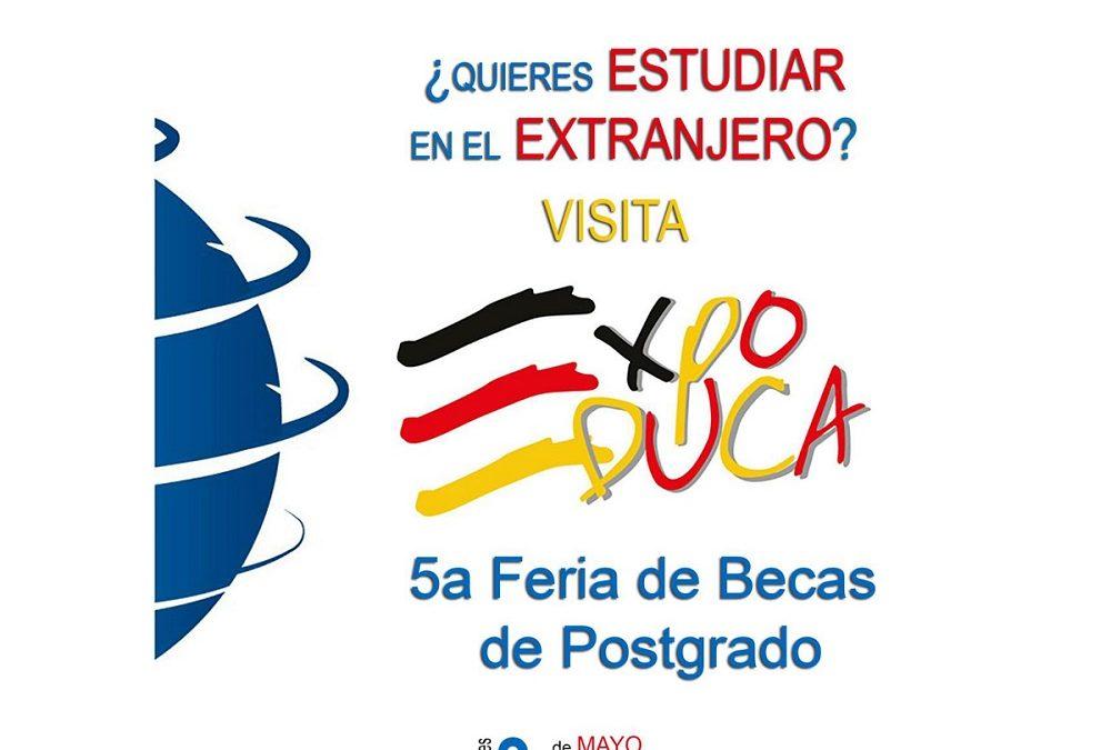 5a FERIA DE EVENTOS DE POSGRADO EXPOEDUCA 2017