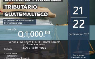 EL DERECHO PROCESAL TRIBUTARIO GUATEMALTECO